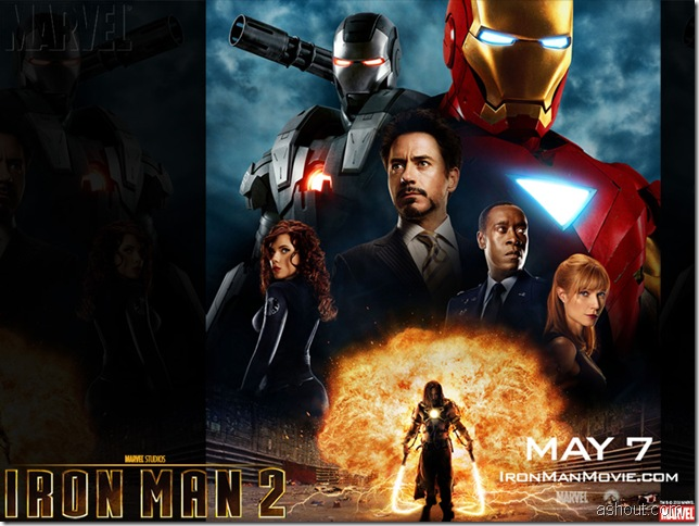 Iron Man 2 HD Wallpaper | Iron Man HD DESKTOP Wallpapers