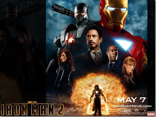 Iron Man 2 HD Wallpaper | Iron Man HD DESKTOP Wallpapers