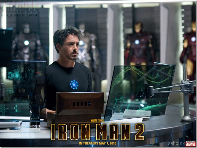 iron man desktop wallpapers