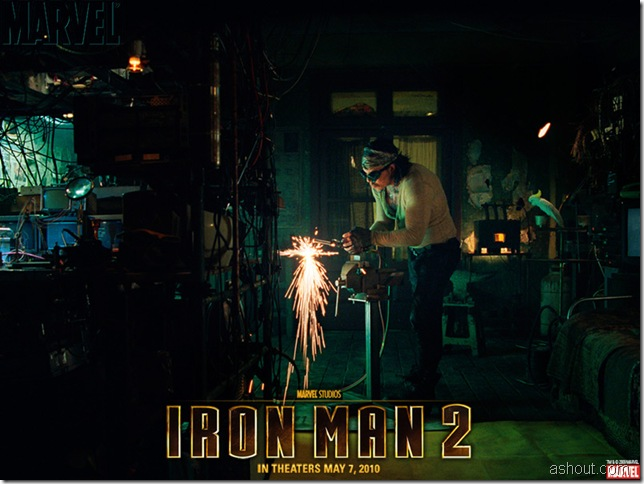 Iron Man 2 Wallpaper 1920 x 1080