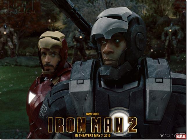 Iron Man 2 WallPapers / Desktops