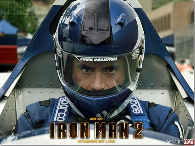 iron man 2 wallpaper hd