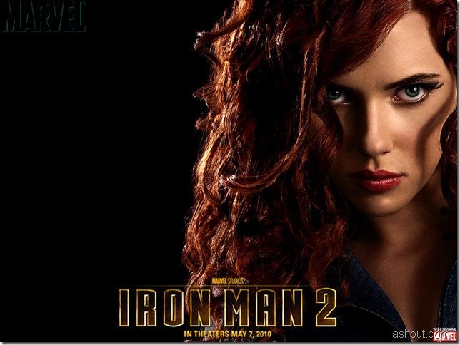 iron man2 wallpaper hd