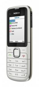 Nokia C1-01 dual sim handset image