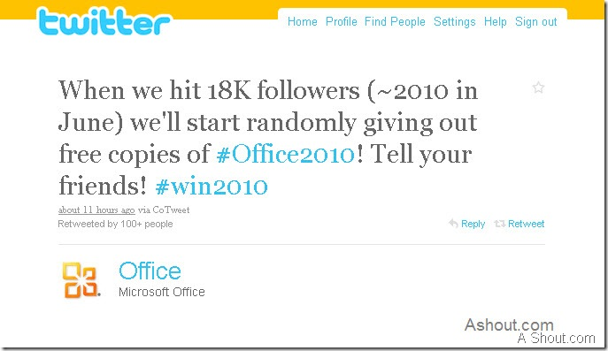 office 2010 product key giveaway
