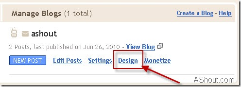 social media share buttons adding in blogger