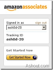 amazon tracking id