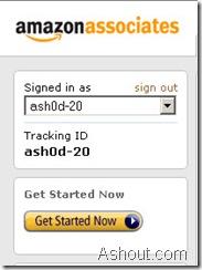 amazon tracking id