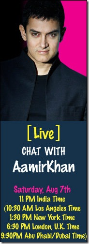 chat with aamir