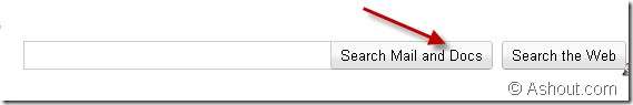 enabling gmail apps search