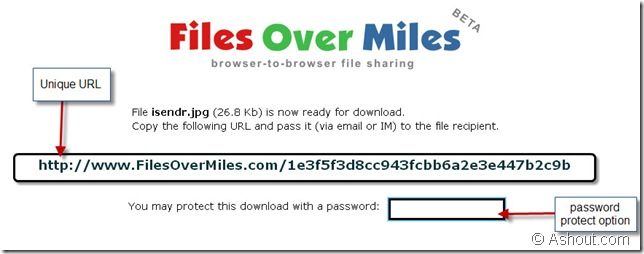 files over miles-file transfer