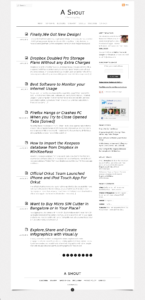 elemin wordpress theme screenshot