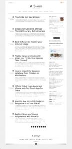 elemin wordpress theme screenshot