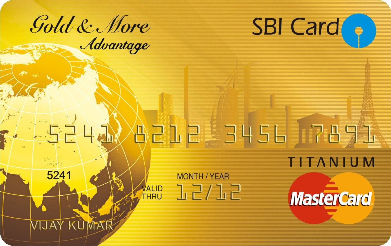 SBI Gold Credit Card