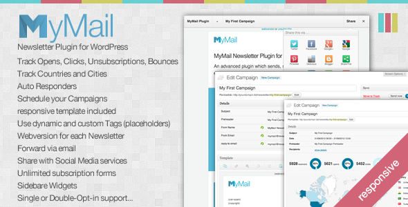 mymail newsletter plugin review