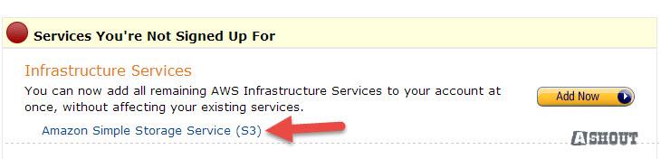 canceled amazon web service aws
