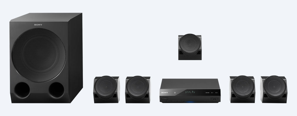 Sony HT-IV300 M-E12 Home Theatre System